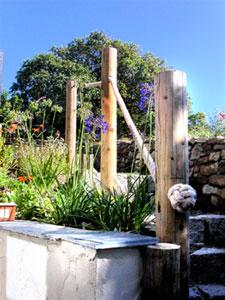 Garden Rope- Trelowan, Cornwall