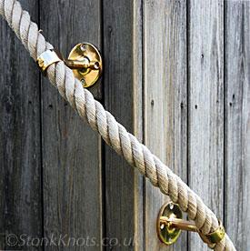 stair rope corner